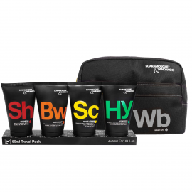 Scaramouche & Fandango Wash Bag Travel Pack